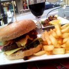 Burger n barra at Austral