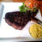 Leicester Hotel Ribeye Steak Of Awesomeness
