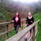 Foggy Morialta, Three Falls