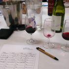 Blind wine tasting quiz