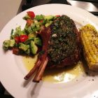 Ribeye Fish n Corn