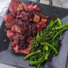 Scotch Fillet Steak n Broccolini