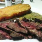"Budget ""Chamois"" Scotch Fillet Steak"
