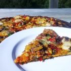 Surf n turf low carb pizza