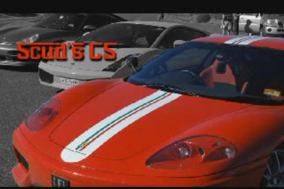 Ferrari Challenge Stradale And Lamborghini Gallardo 8211 Youtube